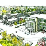 Renton Medical Offices & Retail drawing